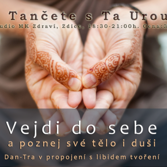 DanTra – Vejdi do sebe 24.2.2017