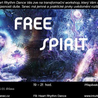 Free Spirit – Jihlava – 2.12.2017